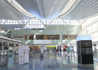 OOH・空港メディアイメージ